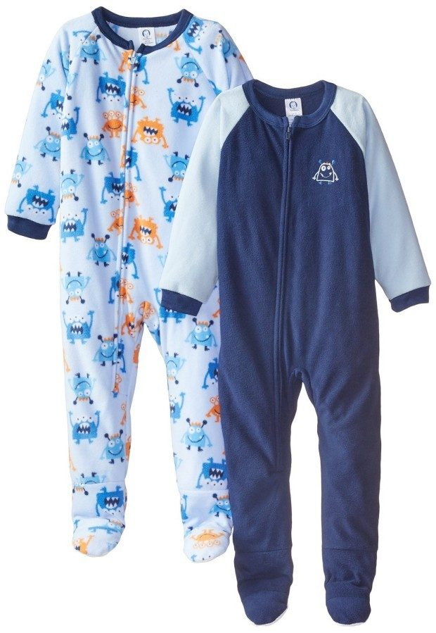 Gerber Boys 2 Pk Blanket Sleeper Only $6!