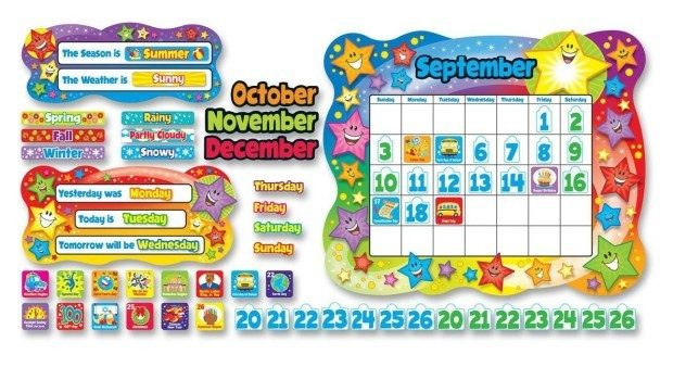 Trend Enterprises Bulletin Board Sets Only $12.25 + FREE Shipping!
