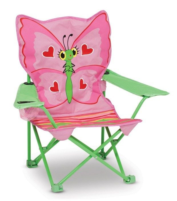 Melissa & Doug Butterfly Chair Only $16.99!