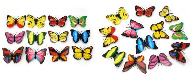 Cute 3D Butterfly Magnets Only $2.93 + FREE Shipping!