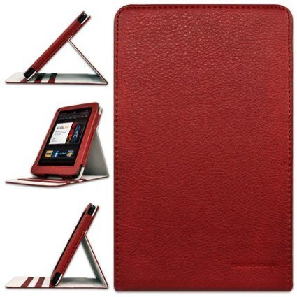 case crown flip case for kindle fire case