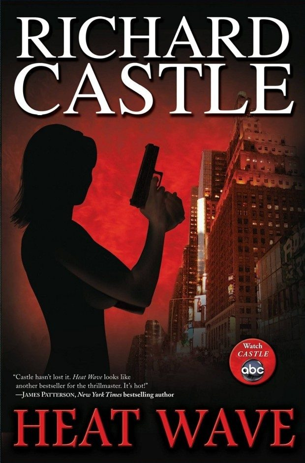 """Heat Wave"" eBook By Richard Castle Only $6.99!"