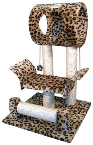 Go Pet Club Cat Tree Condo House Was $81 Now Only $32.66!