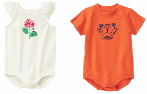 Exclusive Online Sale - $5 & Up At Gymboree!