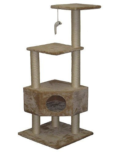 Go Pet Club Cat Tree Only $40.99 Ships FREE!