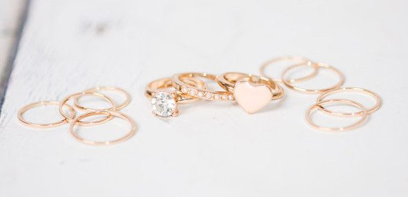 Chantelle Ring Set Only $14.95!
