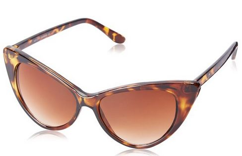 Chic Cat-Eye Sunglasses Only $6.78 + FREE Shipping!