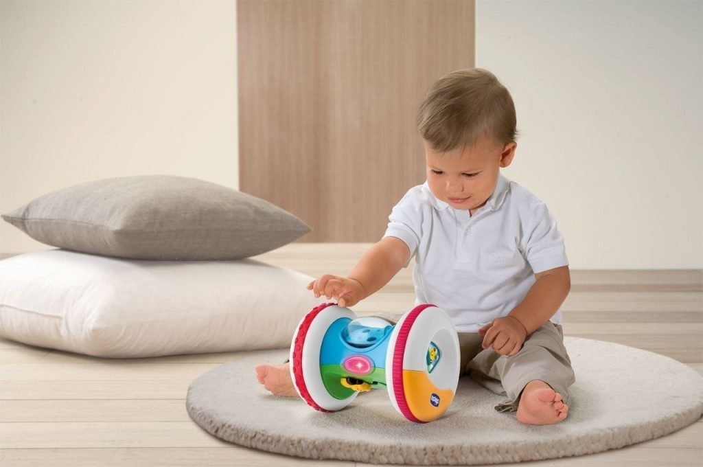 Chicco Spring Roller Toy Just $12.95! (reg. $29.99)