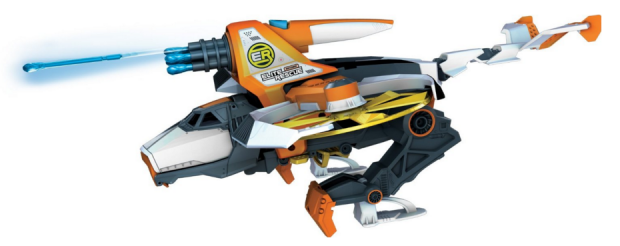 Matchbox Elite Rescue Strike Hawk Chopper Just $18 Down From $45!
