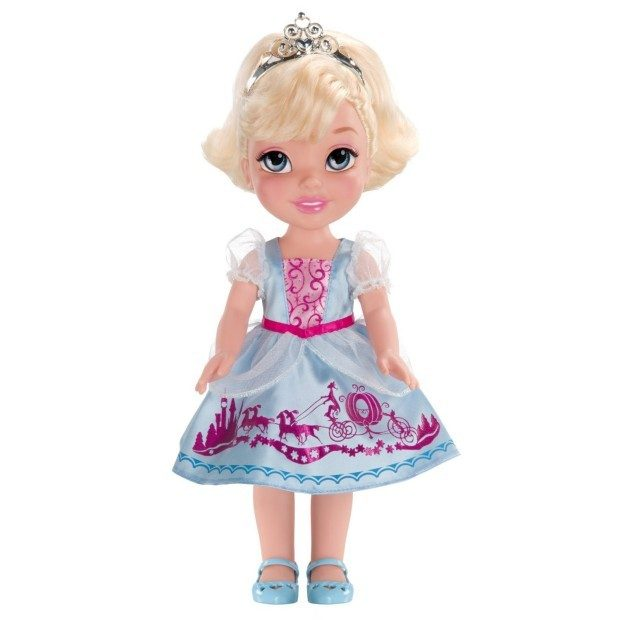 My First Disney Princess Cinderella Toddler Doll Just $15.99!  Save $10!