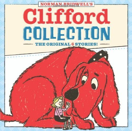 Clifford Collection - Set of 6 Books Just $7.16!