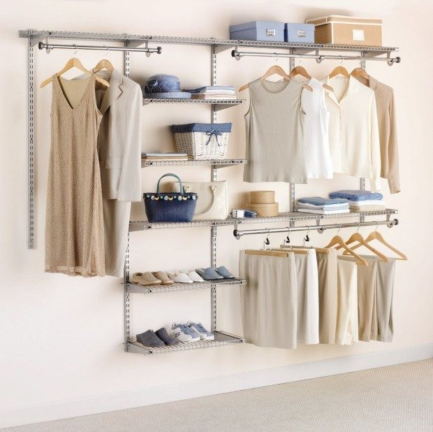 Rubbermaid Custom Closet Organizer Only $86.24 Plus FREE Shipping!