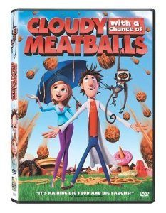 Cloudy with a Chance of Meatballs Only $4.99!