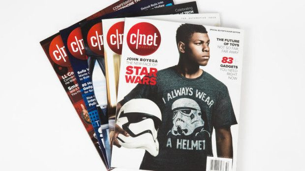 FREE Subscription to CNet Magazine!