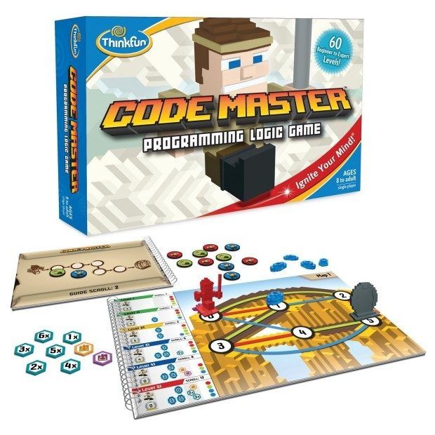 Code Master Programming Logic Game Only $20.99 (Reg. $30)