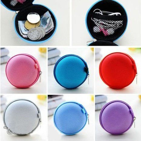 Coin Purse / Earbud / Key Holder Just $0.90 Shipped!