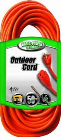 coleman 50 foot extension cord
