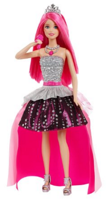Barbie In Rock 'N Royals Singing Courtney Doll Just $14 Down From $25!