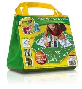 Crayola Color Wonder Mess Free 2-in-1 Art Tote Only $5.58! (reg. $14.99)