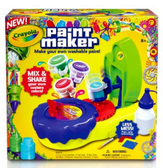 Crayola Paint Maker Just $8 Down From $25!