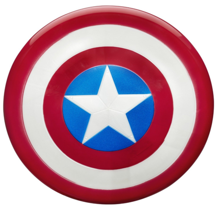 Marvel Avengers Captain America Flying Shield Just $2.50 Down From $11!