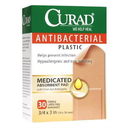 FREE Sample Of Curad Bandages!