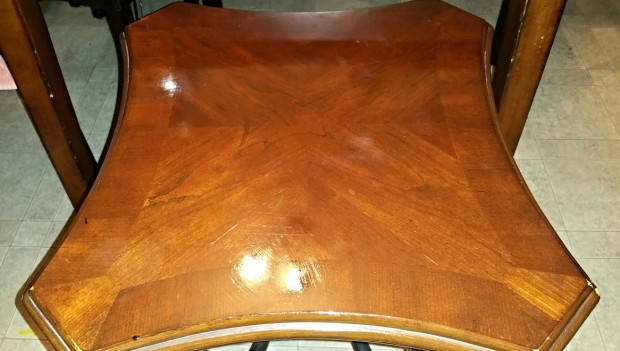 How To Remove Water Stains Or Burns From A Wood Table Easily. To Remove Water Stains Or Burns From A Wood Table Easily