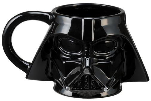 Vandor 99001 Star Wars Darth Vader Sculpted Ceramic Mug, Multicolored Just $14 Down From $19!