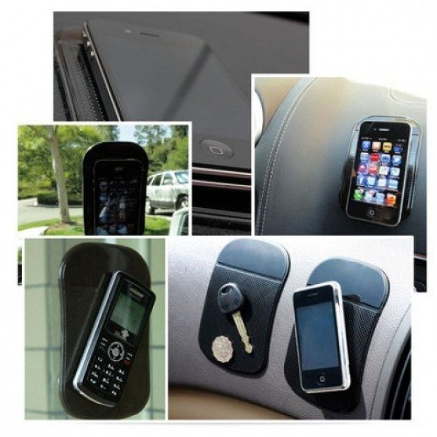 Strong & Sticky Anti-Slip Dash Pad Only $3.99 Plus FREE Shipping!