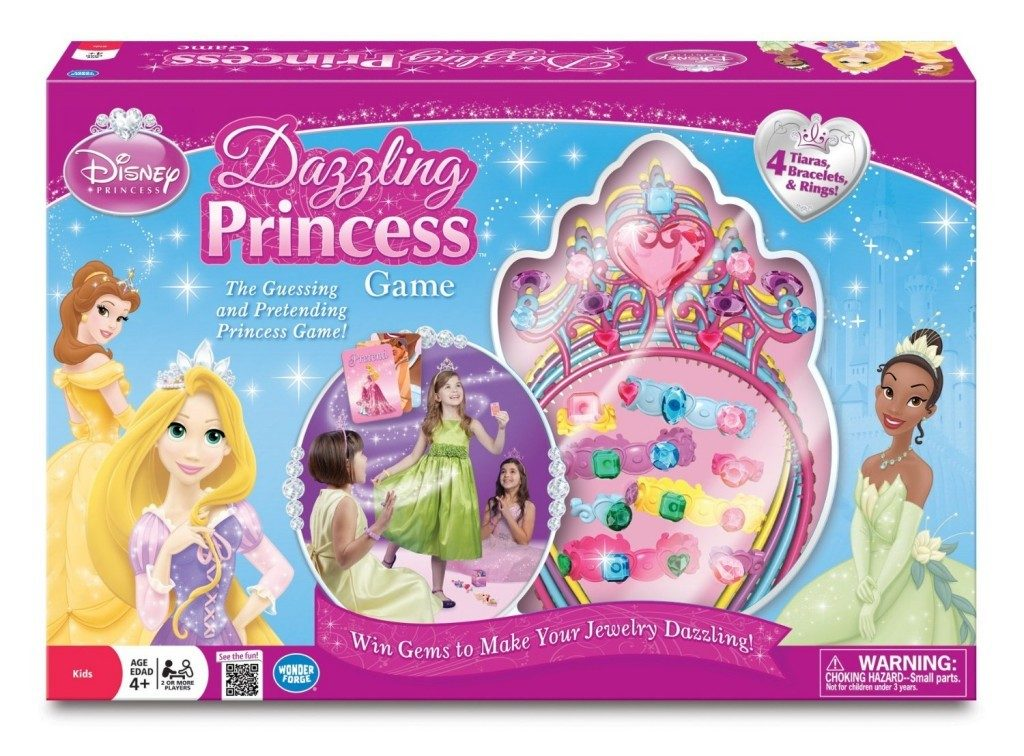 Dazzling Princess Board Game Only $9.99 (Reg. $19.99)!