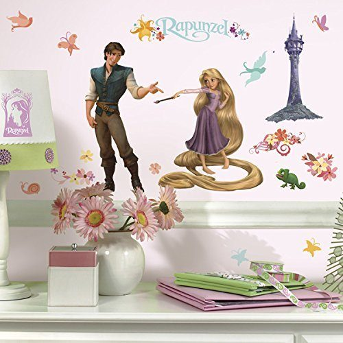 RoomMates Rapunzel Wall Decals Only $9.99 Plus FREE Shipping!