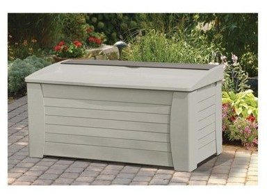 Prime Exclusive! Suncast Deck Box, 127-Gallon Only $69.60! (Reg. $147)