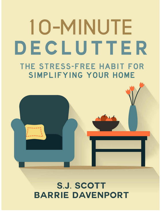 10-Minute Declutter eBook Only $2.99!