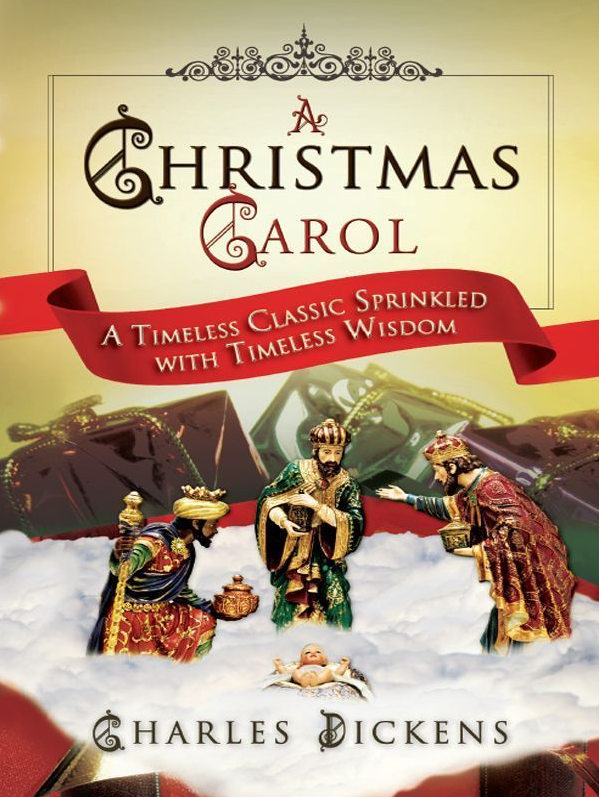 "FREE eBook ""A Christmas Carol"" By Charles Dickens!"
