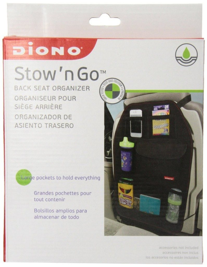 "Diono Stow ""N Go Car Organizer Just $7.68!"