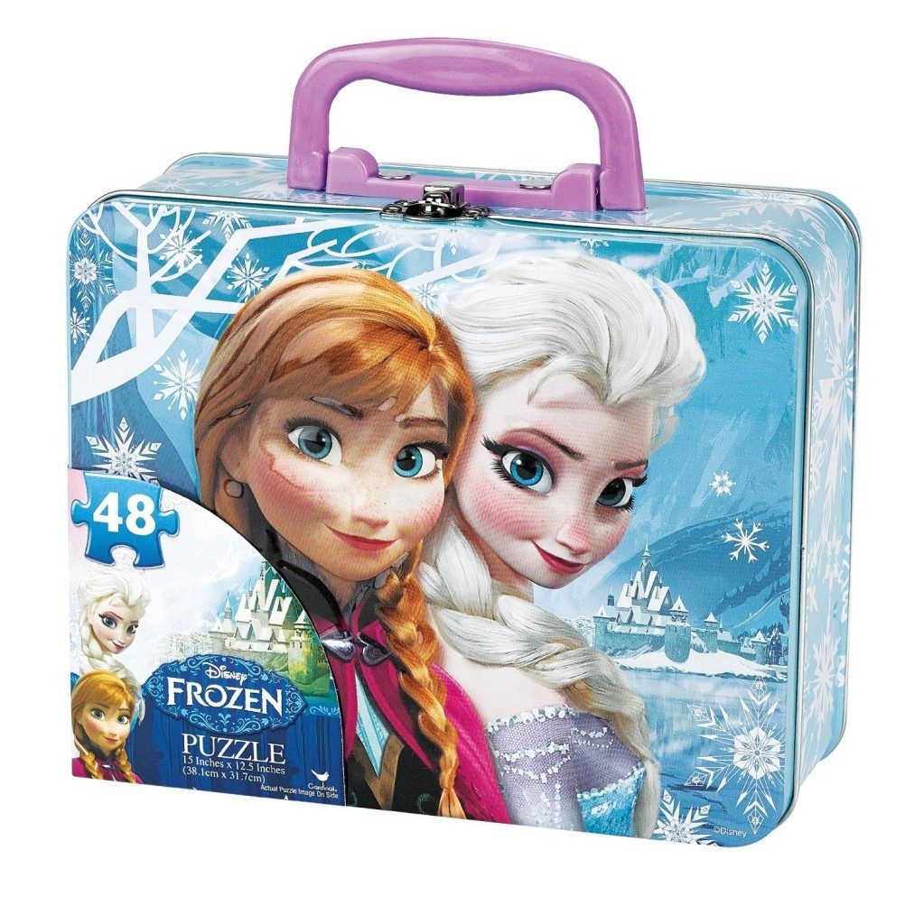 Disney Frozen Puzzle in Tin Only $5.89! (reg. $9.99)