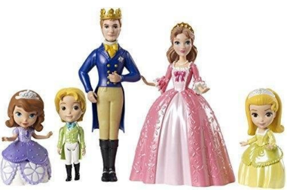 Disney Sofia The First Royal Family Giftset Just $7.60 Down From $20!