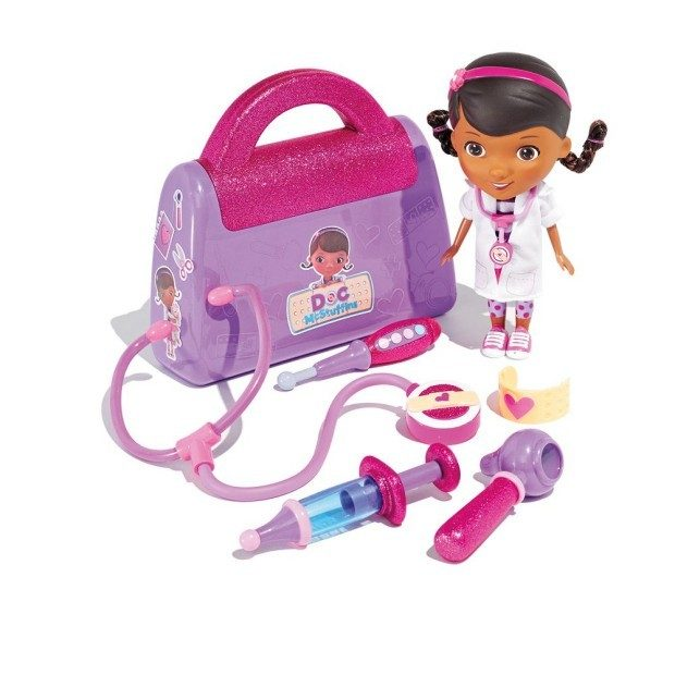 Disney Doc McStuffins Doctor's Bag Set Was $40 Now Only $16.14!