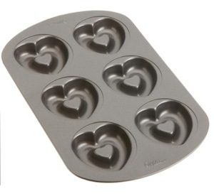 Heart-Shaped Donut Pan Just $7.99!