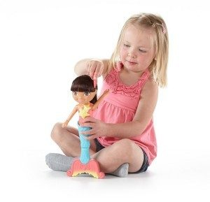 Dora The Explorer Dive and Swim Mermaid Dora Only $8.94 (reg. $21.99)!