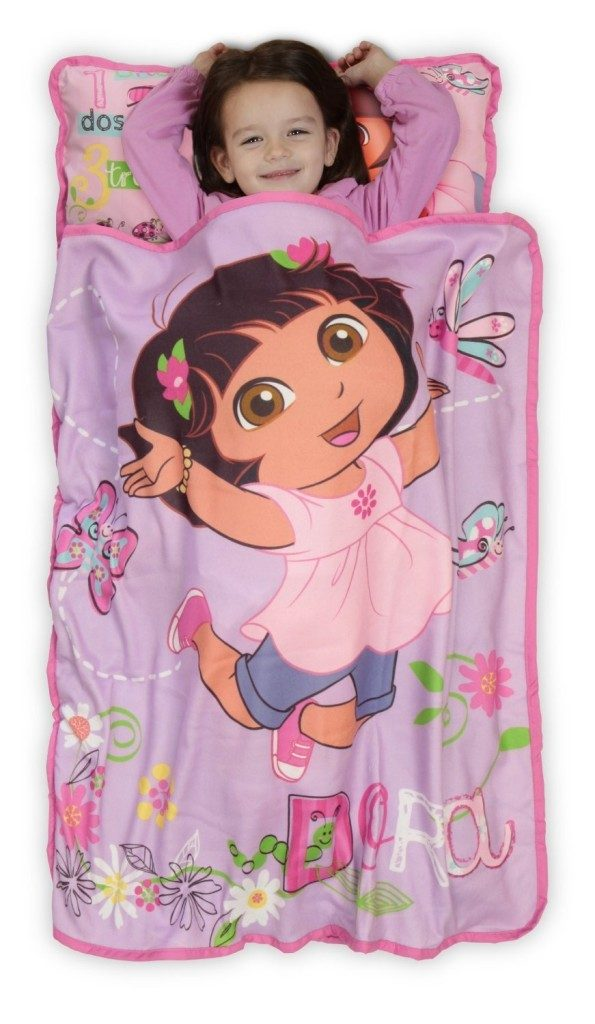 Dora The Explorer Toddler Nap Mat Only $14.98!
