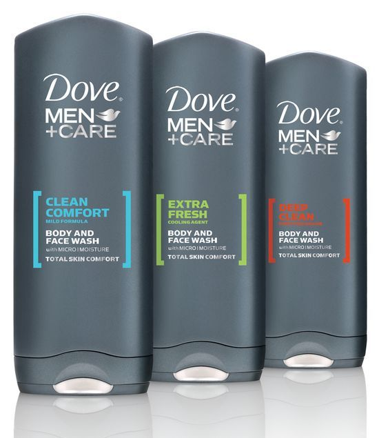 Dove Men+Care Body Wash Just $1.00 At Rite Aid!
