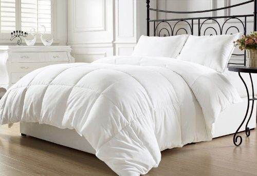 White Goose Down Alternative Comforter Just $40.80! (reg. $65)