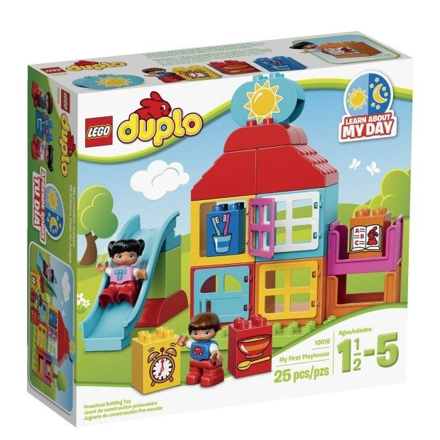 LEGO DUPLO My First Playhouse Set Just $15.79!