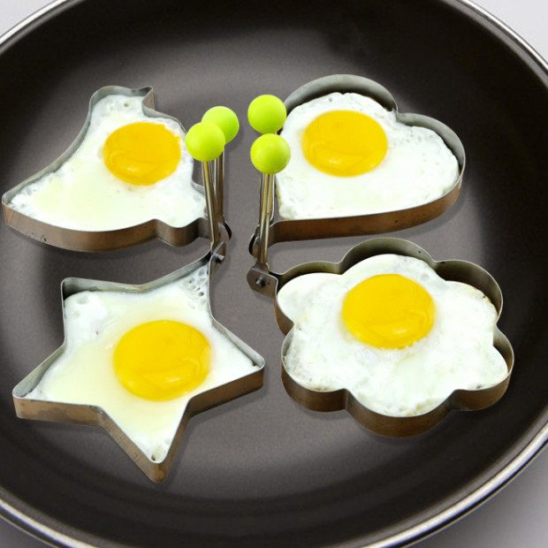 Egg & Pancake Mold, 2 Pc Set Only $8.12! Ships FREE!