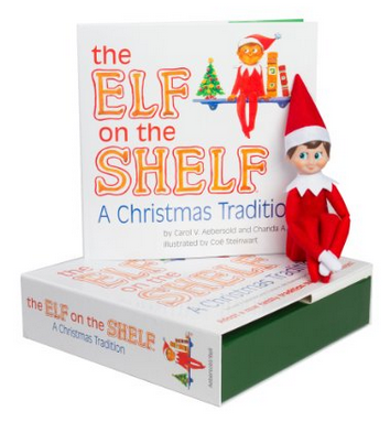 *HOT* The Elf on the Shelf Just $9.99!