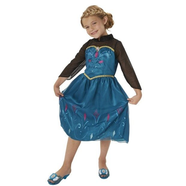 Disney Frozen Elsa Coronation Dress Just $5.97! (Reg. $24.99!)