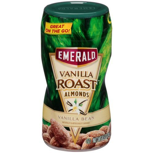 Emerald Vanilla Roasted Almonds $5.99 - As Low As $4 - Plus FREE Shipping!