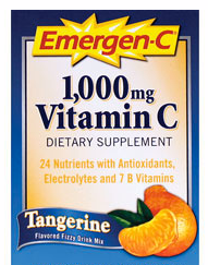 FREE Emergen-C Vitamin Supplement Sample!