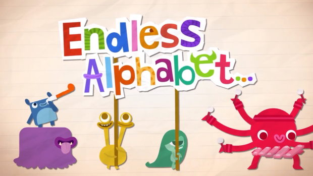Endless Alphabet App Just $4.99!